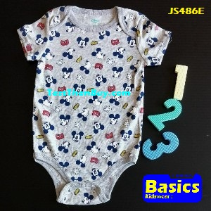 JS486E Baby Romper for Boys Age 18 months old