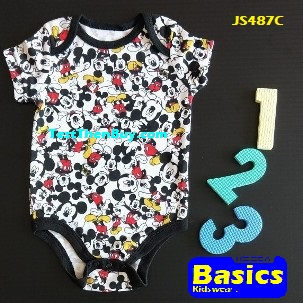 JS487C Baby Romper for Boys Age 9 months old