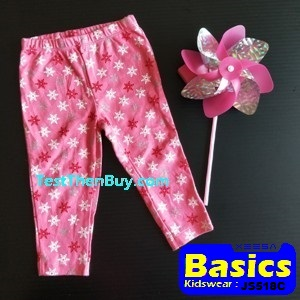 JS518C Baby Pants for Girls Age 9 months old