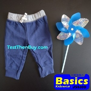 JS530D Baby Pants for Boys Age 1