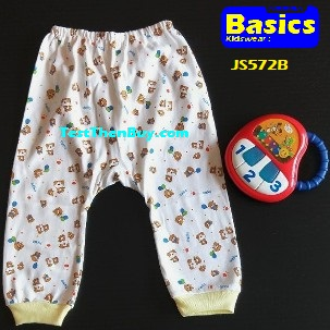 JS572B Baby Pants for Age 6 months