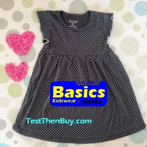 JS6356 Children Dress for Girls Age 6