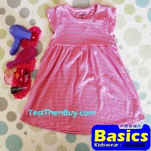 JS640D Children Dress for Girls Age 1