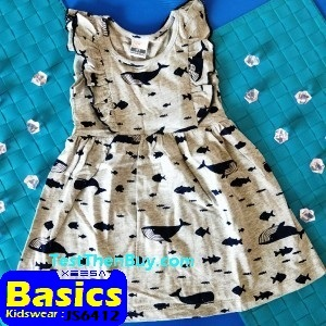JS6412 Children Dress for Girls Age 2
