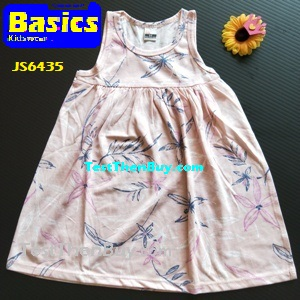 JS6435 Children Dress for Girls Age 5