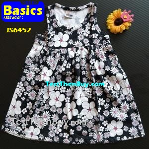 JS6452 Children Dress for Girls Age 2