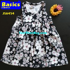JS6454 Children Dress for Girls Age 4