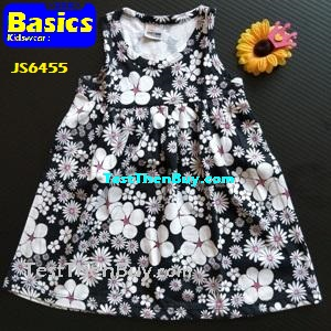 JS6455 Children Dress for Girls Age 5
