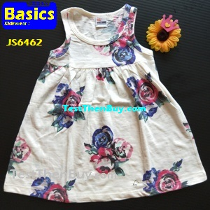 JS6462 Children Dress for Girls Age 2