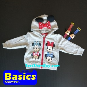 JS7193 Children Jacket for Girls Age 3