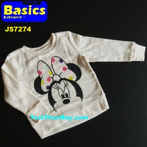 JS7274 Children Sweater for Kids Age 4
