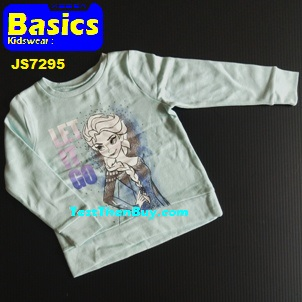 JS7295 Children Sweater for Kids Age 5