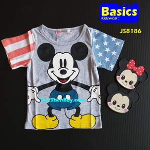 JS8186 Kids Top for Age 6