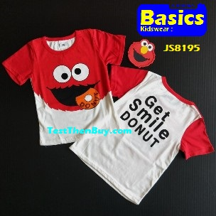 JS8195 Kids Top for Age 5