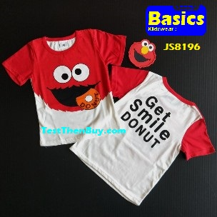 JS8196 Kids Top for Age 6