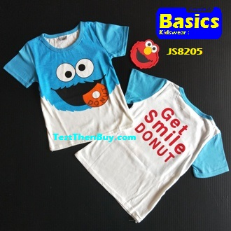 JS8205 Kids Top for Age 5