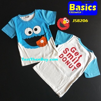 JS8206 Kids Top for Age 6