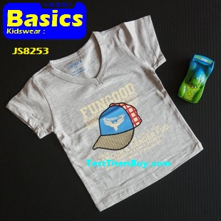 JS8253 Kids Top for Age 3