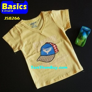 JS8266 Kids Top for Age 6