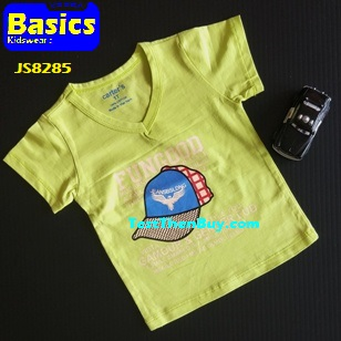 JS8285 Kids Top for Age 5