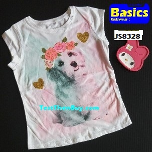 JS8328 Kids Top for Age 8