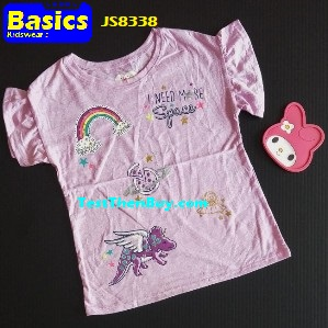 JS8338 Kids Top for Age 8