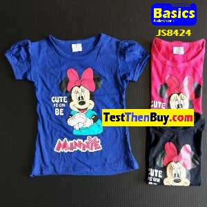 JS8424 Kids Top for Age 4