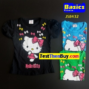 JS8432 Kids Top for Age 2