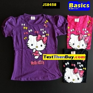 JS8458 Kids Top for Age 7