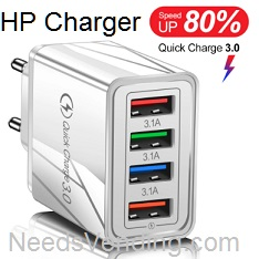 Charger 5V 3.1A