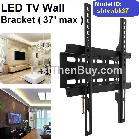 LED TV Wall-Mount Bracket Upto 37inch