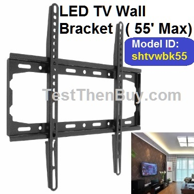 LED TV Wall-Mount Bracket Upto 55 inch