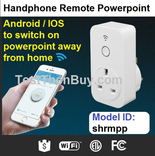 Smartphone Remote SmartSwitch