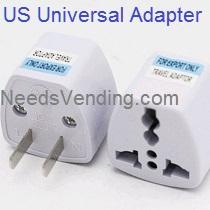 US Universal Adapter