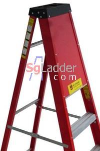 Safety Fibreglass Ladder Singapore